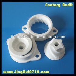 Manual coffee grinder's ceramic disc