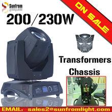 Beam200 sharpy moving head light