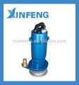 Los fabricantes chinos QDX 0,55 bomba de agua sumergible