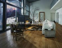 Click Lock Vinyl Wooden Floor/Laminated Flooring Click System