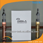 2013 newest mechanical mod Tesla M1 vape mod,electronic cigarette!