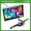 5 inch car monitor mini car back up camera Night vision rear view system