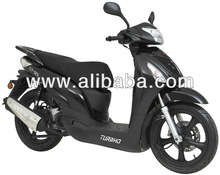 new 2015 gas scooter 125cc scooter new Turbho CT-125