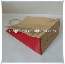 brown craft paper bag from tenghui packaging