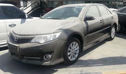 brand new Toyota camry GLX 2013
