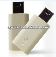 Micro USB male to MINI USB female adapter gender connector