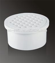 Foshan SWIN high quality PVC plastic simple floor drain