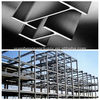 High Quality H Galvanized Hot Rolled Structure Steel