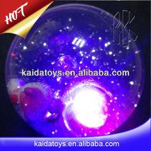 Flashing Xmas Bouncing ball