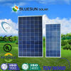Bluesun Hot sell poly 140w folding solar panel