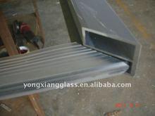 unbreakable glass backboard