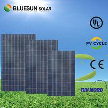 Parkistan high quality a class polycrystal solar panel