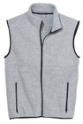 Cotton Fleece vest