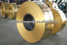 TX-0022 brass strip for copper door