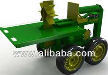 Professional Log splitter GreenTech GT-25.30