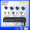 4ch DVR Kit Series with Outdoor IR Bullet night vision cameras