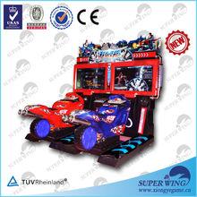 """New design 42""""soul of racer simulator arcade racing bike game"""