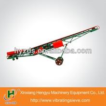 sawdust mini belt conveyor