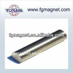 permanent sintered alnico rod magnet