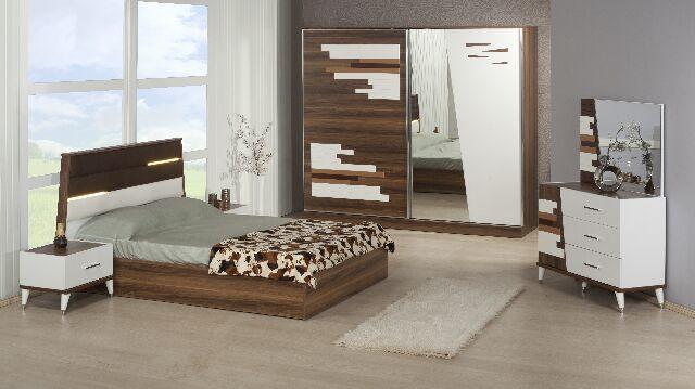 Lac chambre ensemble for Ensemble de meuble chambre