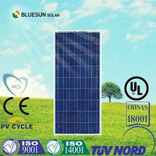 Top efficiencty suntech power solar panel