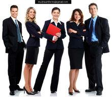 Escritório executivo uniforme