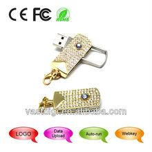 promotional jeweler usb flash drives 4gb 8gb