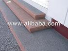 Fluid Stone Granite Fine Concrete Floor Overlay - Natural Stone & Tile Alternative