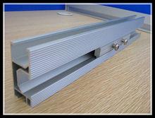 aluminum solar bracket solar panel kit