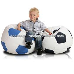 Beanbag ball chair for children