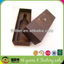 decorative individual magnum wine box china supplier