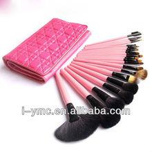 22 pcs pink makeup brush set cosmetic tool kits beauty facial tools