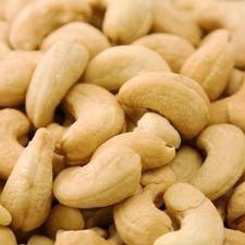 cashew nut specification of all grade