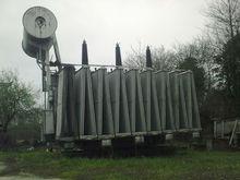 Three-phase oil transformer 25 MVA - new price !!!