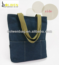 Large Cheap Denim Handbag Ladies