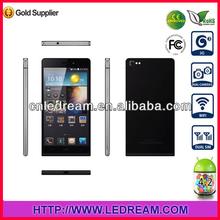 Cheapest 5 inch MT6589 Quad core Smart Phone,quad core Smartphone with 1-2Gram 12M camera 3G GPS