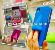 custom silicon mobile phone case for i phone 5 silicone skin