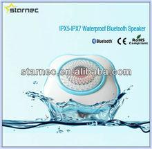 IPX5-IPX7 Waterproof Standard Waterproof Mini Speaker with CE ROHS compliant