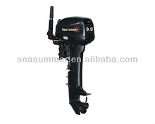 Two stroke Tohatsu Outboard motors short shaft 9.9HP type T9.9BMS for sale