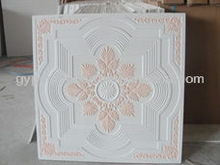 2013 gypsum plasterboard pop down ceiling design for home pattern
