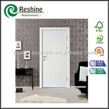 hdfประตูไม้ประตูไม้ที่เป็นของแข็งธรรมดา
