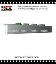 Specialized lock factory since 1996 oem electronic code lock for locker