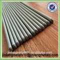 amostra grátis de aço carbono haste de soldadura de aws e6013 j421 aço suave eletrodos de solda