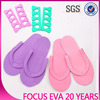 Spa salon toe separators pedicure/disposable manicure pedicure