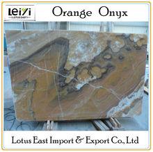 orange onyx natural stone marmor