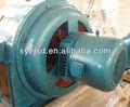 300kw/500wk/750kw/800kw/1000kw/1200kw/1500kw/1750kw/3000kw/4000kw/5000kw sin escobillas hydro turbina de agua generador para la venta
