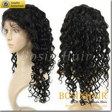 Hot !!! 5A grade 100% virgin women hair brazilian wigs