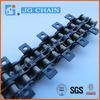 08B-2 duplex roller chain with K1 attachment