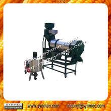 rotary drum seed coating equipment