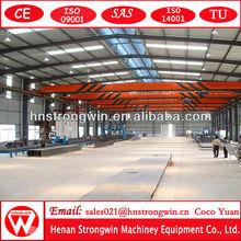 Mecanicamente chão para oficina duplo carrinho de 10ton lda modelo guincho elétrico ponte rolante 86 - 13733849560